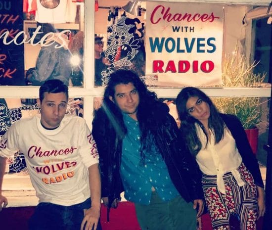wistful sleepers band photo chances with wolves radio