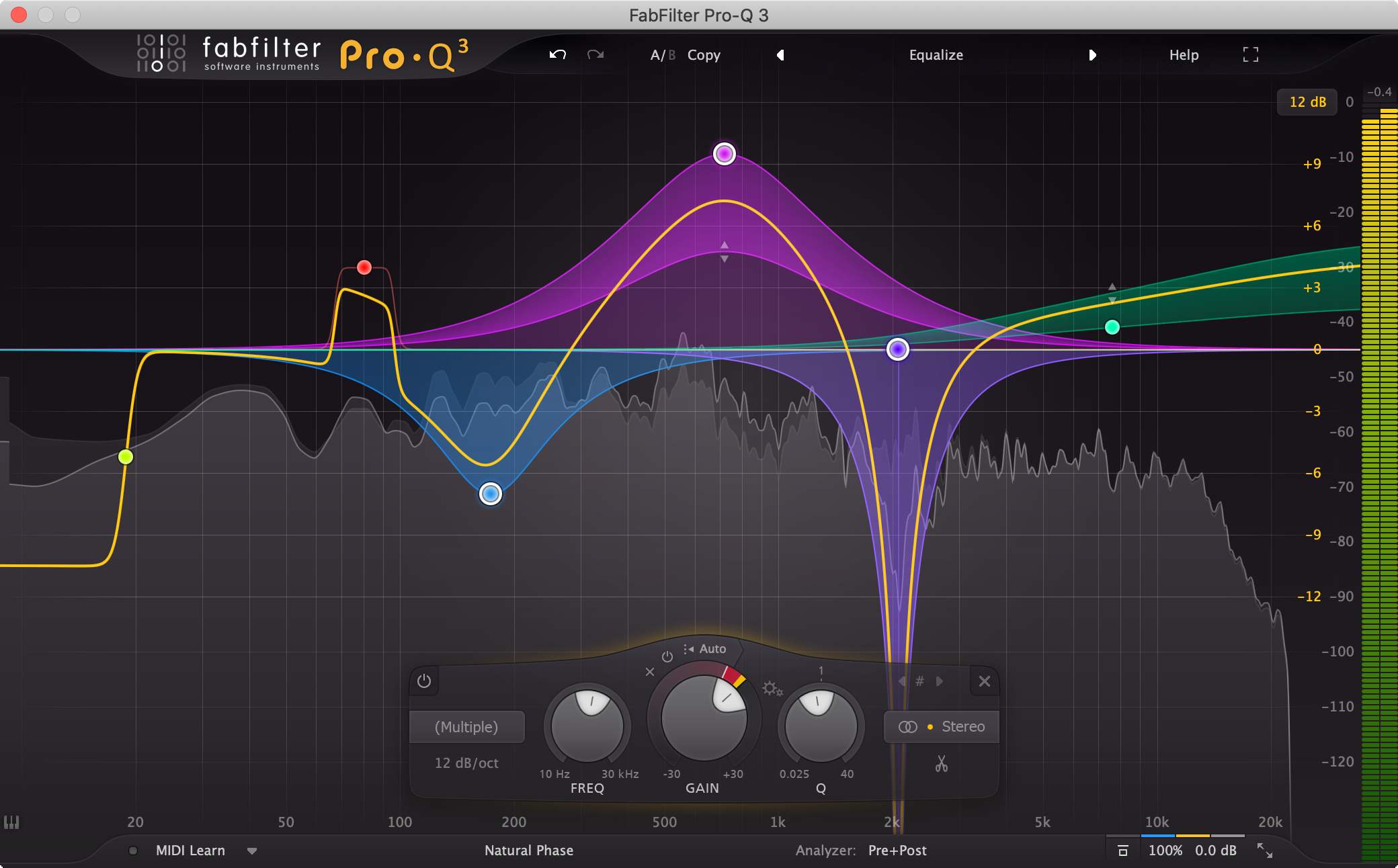 fabfilter eq for mixing music