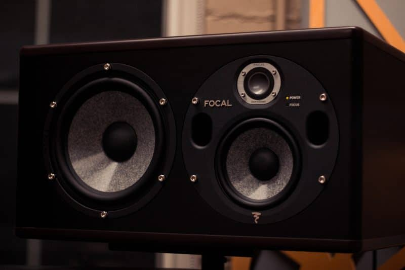 focal home studio monitors