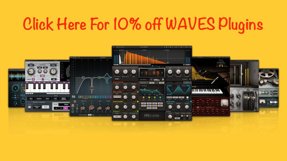 waves plugin voucher